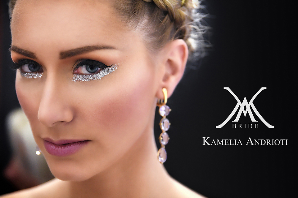 Kamelia Andrioti – Bridal show – Corfu