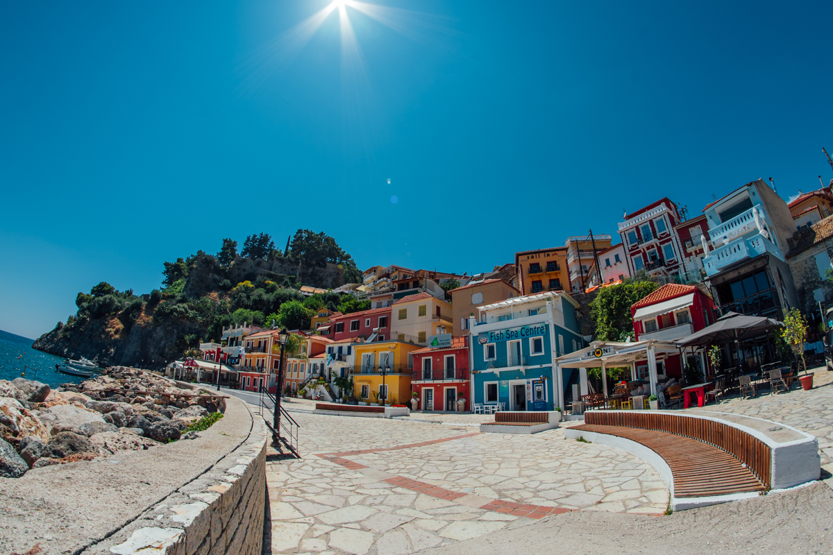 Wedding at Parga